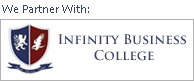 We Partner with Infinity Business College